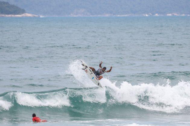 Edgard Groggia, CBSurf Pro Tour 2020, Praia Grande, Ubatuba (SP). Foto: Daniel Smorigo.