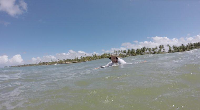 Eric, litoral norte baiano. Foto: Fabio Gouveia.