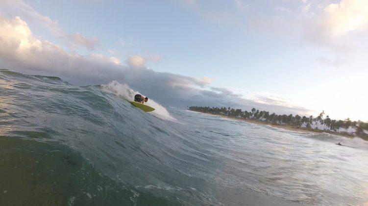 Fernandinho, litoral norte baiano. Foto: Fabio Gouveia.