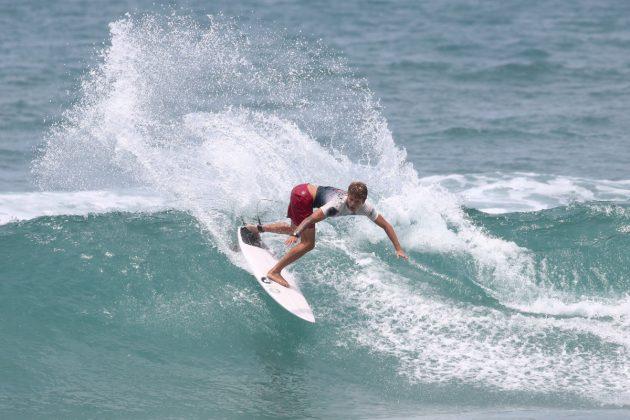 Fernando Junior, CBSurf Pro Tour 2020, Praia Grande, Ubatuba (SP). Foto: Daniel Smorigo.