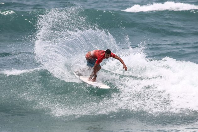 Igor Moraes, CBSurf Pro Tour 2020, Praia Grande, Ubatuba (SP). Foto: Daniel Smorigo.