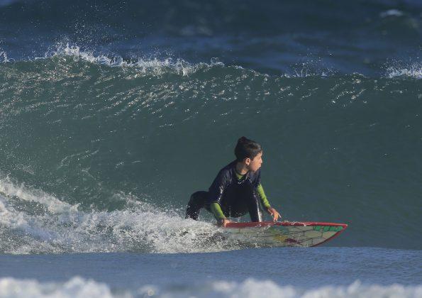 Lucas Macedo, Kids Like Surfing 2020, Joaquina, Florianópolis (SC). Foto: Basilio Ruy/P.P07.