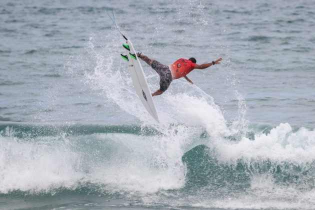 Marcos Corrêa, CBSurf Pro Tour 2020, Praia Grande, Ubatuba (SP). Foto: Daniel Smorigo.