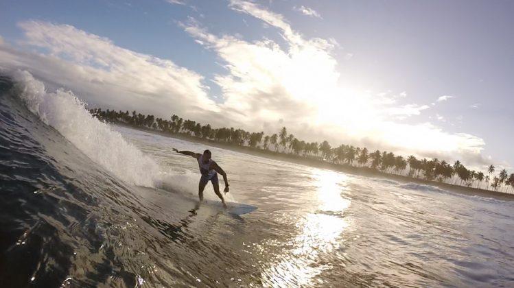 Murilo, litoral norte baiano. Foto: Fabio Gouveia.