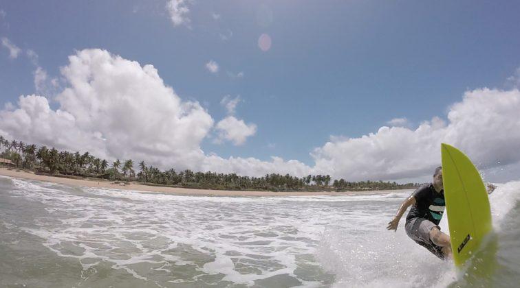 Osmar, litoral norte baiano. Foto: Fabio Gouveia.