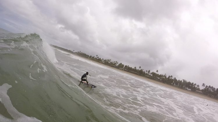 SNI, litoral norte baiano. Foto: Fabio Gouveia.