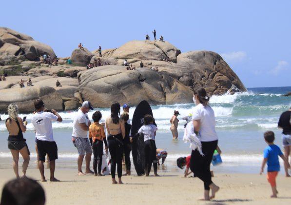 Kids Like Surfing 2020, Joaquina, Florianópolis (SC). Foto: Basilio Ruy/P.P07.
