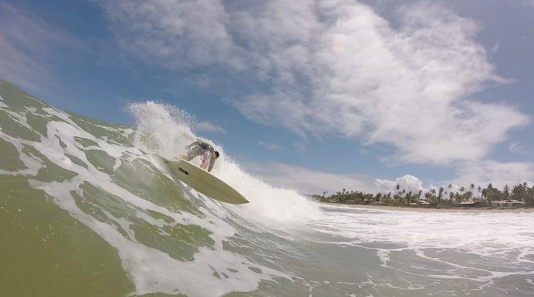 Toni, litoral norte baiano. Foto: Fabio Gouveia.