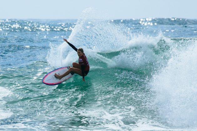 Nikki Van Dijk, Boost Mobile Pro 2020, South Straddie, Gold Coast, Austrália. Foto: WSL / Miers.