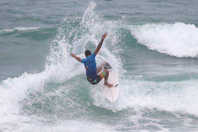 Wesley Leite, CBSurf Pro Tour 2020, Praia Grande, Ubatuba (SP). Foto: Daniel Smorigo.