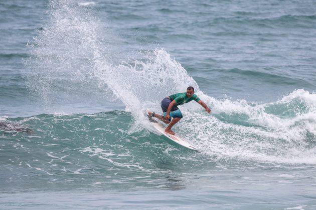 Wiggolly Dantas, CBSurf Pro Tour 2020, Praia Grande, Ubatuba (SP). Foto: Daniel Smorigo.