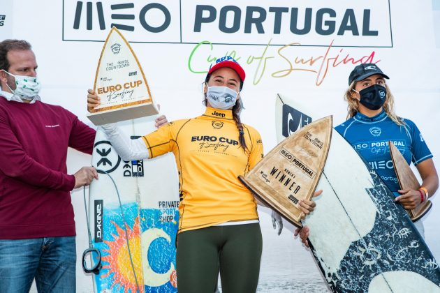 MEO Portugal Cup 2020, Ribeira d'Ilhas, Ericeira. Foto: WSL / Poullenot.