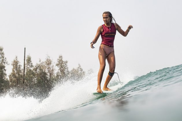 Kelis Kaleopaa, Cuervo Surf Ranch Classic 2020, Lemoore, Califórnia (EUA). Foto: WSL / Morris.