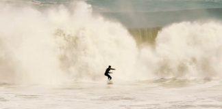 Big surf em Outer Banks