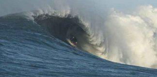 Big swell na Europa