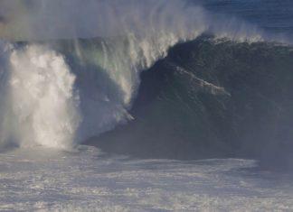 A maior onda já surfada?