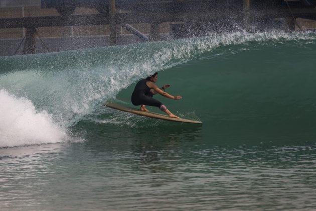 Kassia Meador, Cuervo Surf Ranch Classic 2020, Lemoore, Califórnia (EUA). Foto: WSL / Morris.