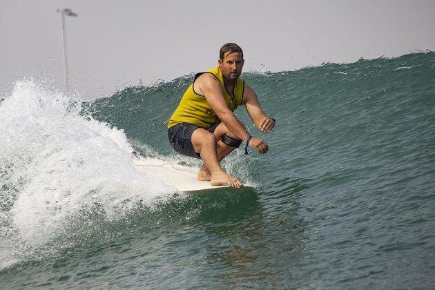 Justin Quintal, Cuervo Surf Ranch Classic 2020, Lemoore, Califórnia (EUA). Foto: WSL / Morris.