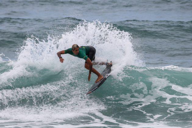 Samuel Pupo, CBSurf Pro Tour 2020, Praia Grande, Ubatuba (SP). Foto: Daniel Smorigo.