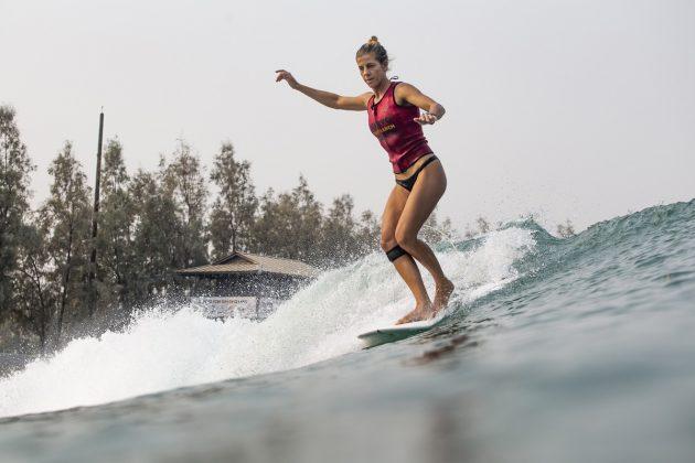 Lindsay Steinriede, Cuervo Surf Ranch Classic 2020, Lemoore, Califórnia (EUA). Foto: WSL / Morris.