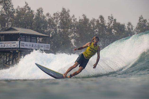 Joel Tudor, Cuervo Surf Ranch Classic 2020, Lemoore, Califórnia (EUA). Foto: WSL / Morris.