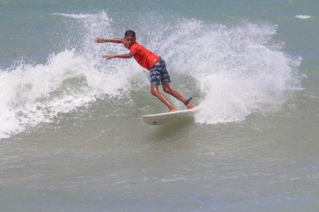 Alessandro Costa, Circuito Cearense 2020, Praia da Taíba (CE). Foto: Lima Jr.