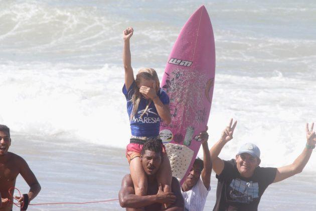Ana Luiza, Circuito Cearense 2020, Praia da Taíba (CE). Foto: Lima Jr.
