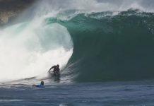 Alerta de ondas perfeitas