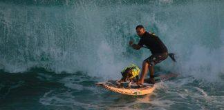Surf Dog é atração
