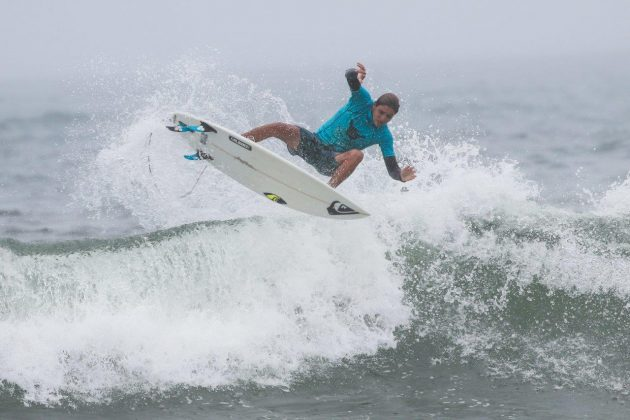 Gabriel Klaussner, Hang Loose Surf Attack 2020, Itamambuca, Ubatuba (SP). Foto: Daniel Smorigo.