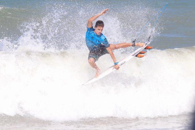 Israel Junior, CBSurf Pro Tour 2020, Taíba, São Gonçalo do Amarante (CE). Foto: Lima Jr.
