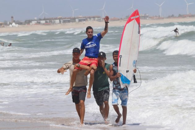 Jaime Farinha, Circuito Cearense 2020, Praia da Taíba (CE). Foto: Lima Jr.