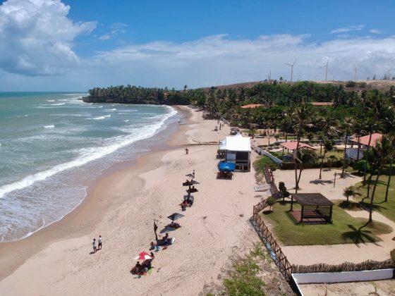 CBSurf Pro Tour 2020, Taíba, São Gonçalo do Amarante (CE). Foto: Lima Jr.