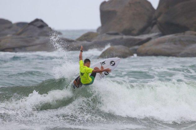 Murilo Coura, Hang Loose Surf Attack 2020, Itamambuca, Ubatuba (SP). Foto: Daniel Smorigo.