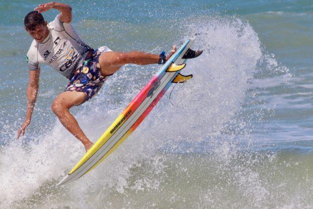 Naison Costa, CBSurf Pro Tour 2020, Taíba, São Gonçalo do Amarante (CE). Foto: Lima Jr.