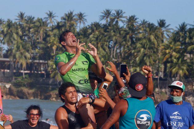 Nayson Costa, CBSurf Pro Tour 2020, Taíba, São Gonçalo do Amarante (CE). Foto: Lima Jr.