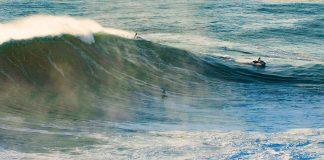 Maior onda da vida