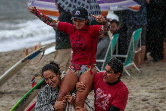 Sophia Medina, CBSurf Júnior Tour 2020, Itamambuca, Ubatuba (SP). Foto: Daniel Smorigo.