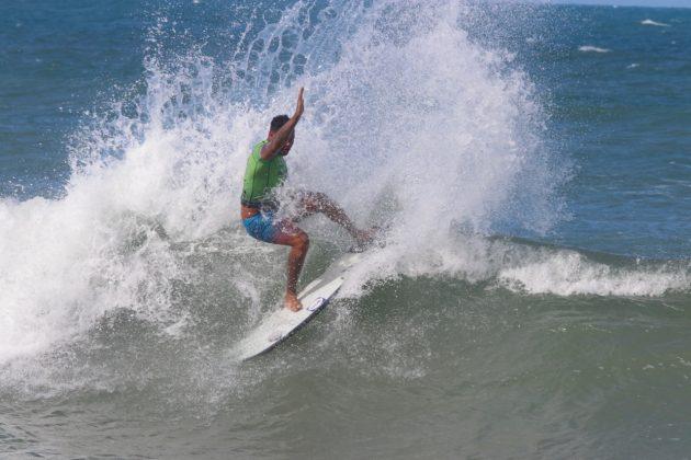 Weslley Dantas, CBSurf Pro Tour 2020, Taíba, São Gonçalo do Amarante (CE). Foto: Lima Jr.