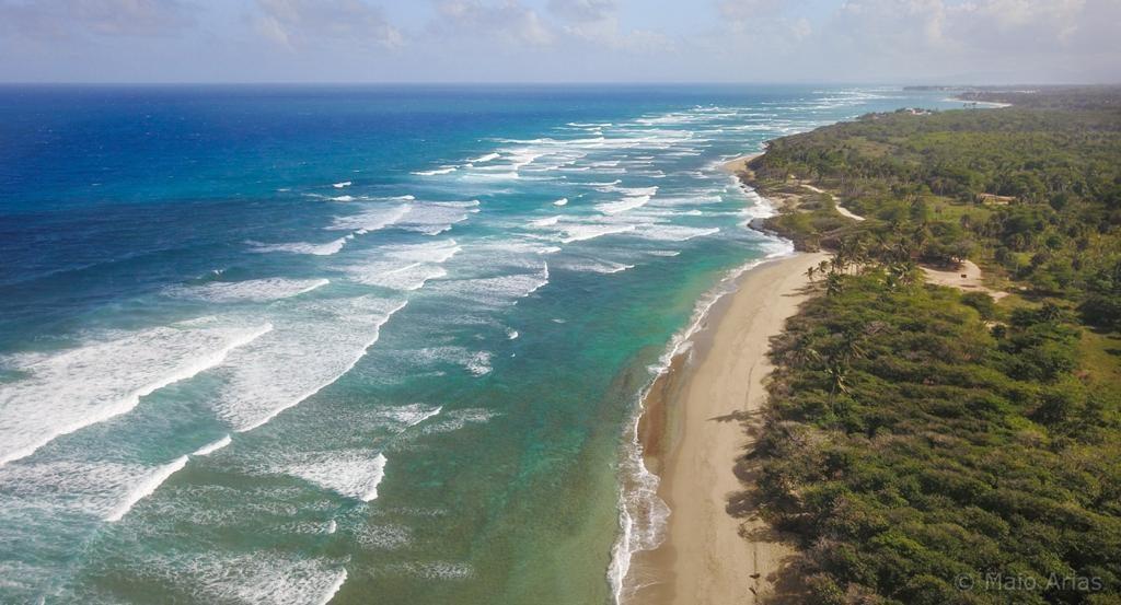 País do Caribe é uma boa opção de surf trip com baixo custo.