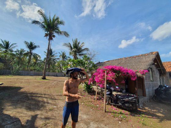Gabriel O Pensador, Indonésia. Foto: Arquivo pessoal.