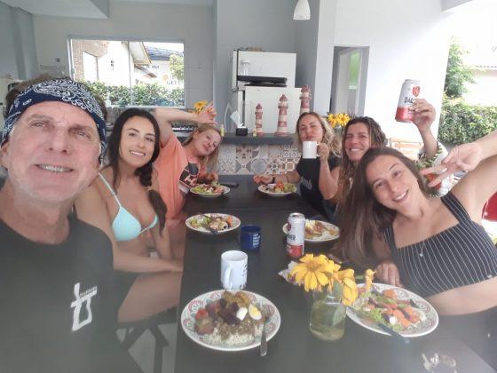 Swell Evolutivo É As Gurias 2020, Praia do Rosa, Imbituba (SC). Foto: Divulgação.