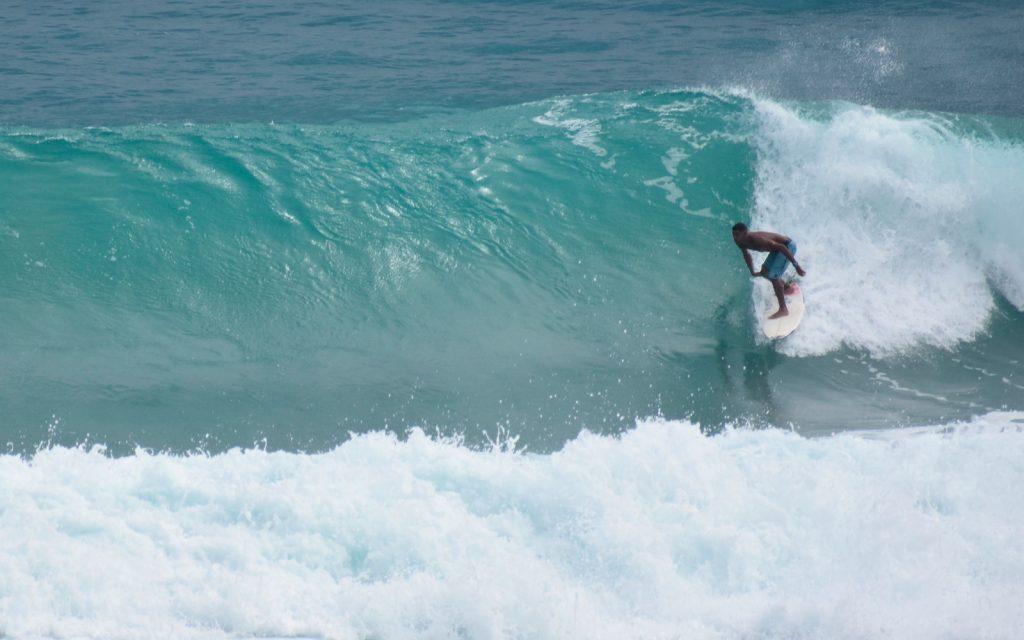 Surfe não sofreu restrições durante a pandemia na República Dominicana.