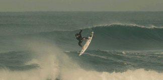 Um swell no Farol