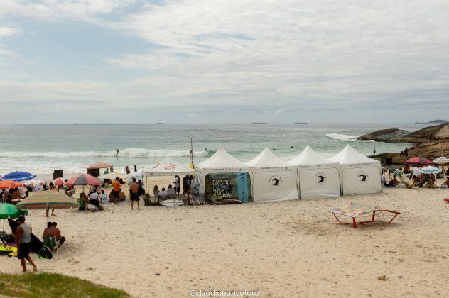 Praia do Diabo, Arpex Groms 2020. Foto: Claudio Franco.