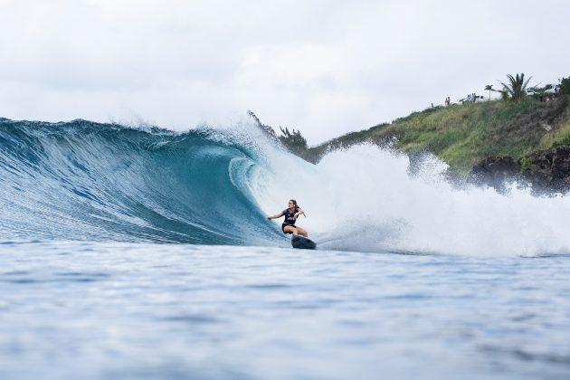 Bronte Macaulay, Honolua Bay, Maui, Havaí. Foto: WSL / Keoki.