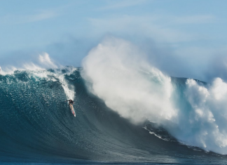 Jaws por um fio