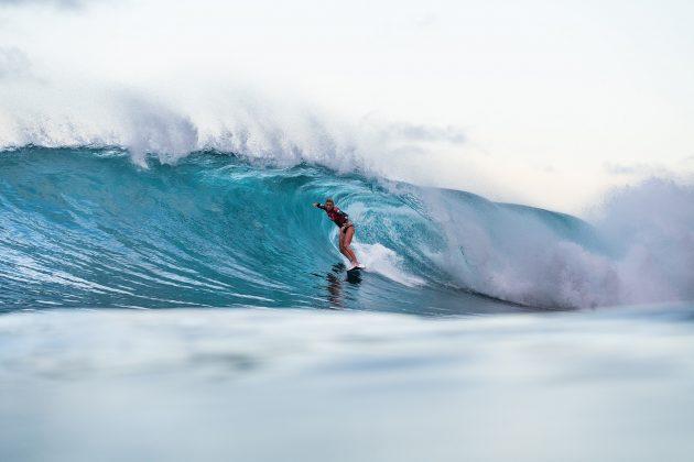 Lakey Petersonn, Honolua Bay, Maui, Havaí. Foto: WSL / Dayanidhi Das.