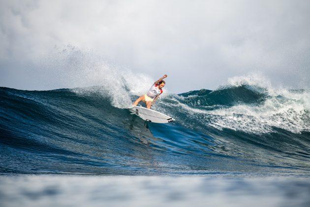 Macy Callaghan, Honolua Bay, Maui, Havaí. Foto: WSL / Dayanidhi Das.