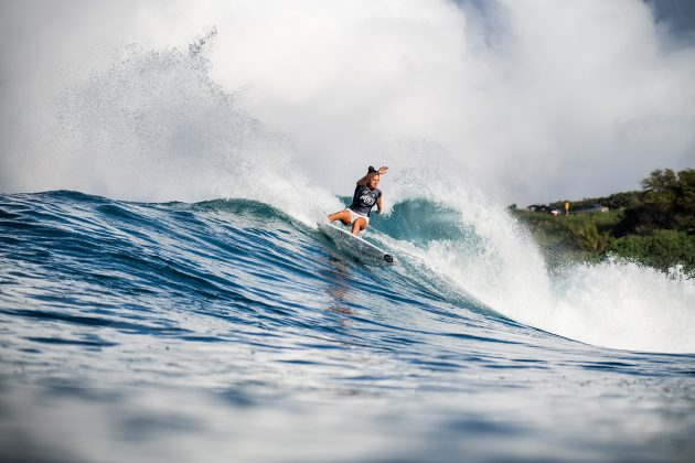Isabella Nichols, Honolua Bay, Maui, Havaí. Foto: WSL / Dayanidhi Das.